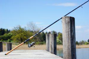 KLARGØRING AF DIN FISKESTANG