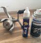 Rengøring og vedligeholdelse af dit fiskehjul